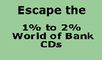 Escape the 1% World of Bank CDs