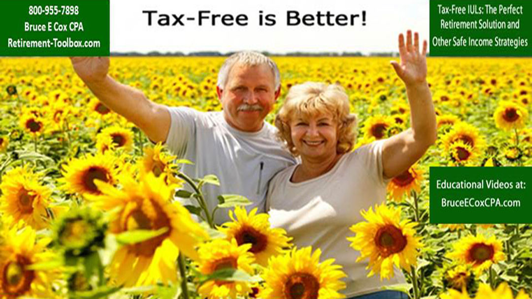 Tax-Free IULs are the Perfect Retirement Solution