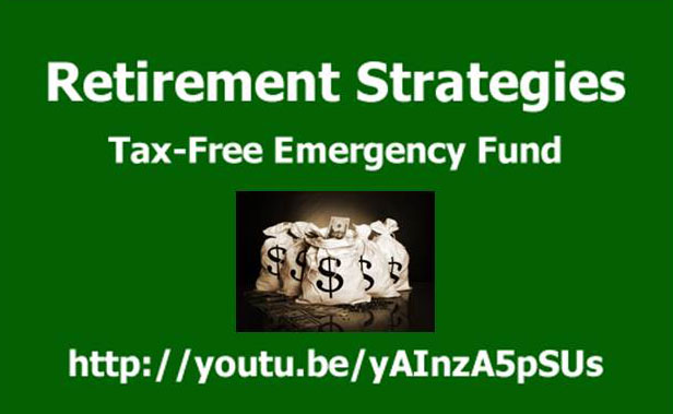 Tax-Free Emergency Fund