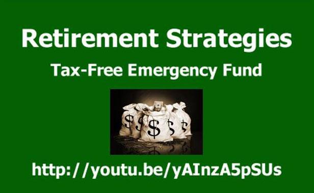 Tax-Free Emergency Fund